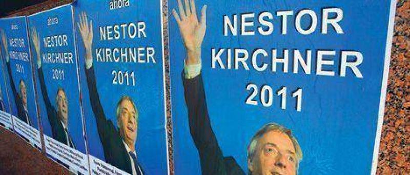 Desde enero, Kirchner recorrerá el país como un presidenciable