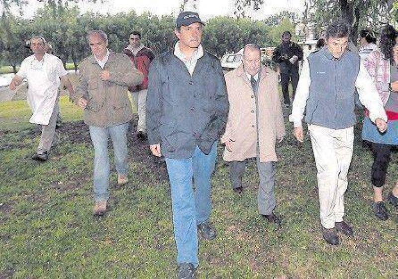Scioli pactó con Kirchner y trabaja en su reelección