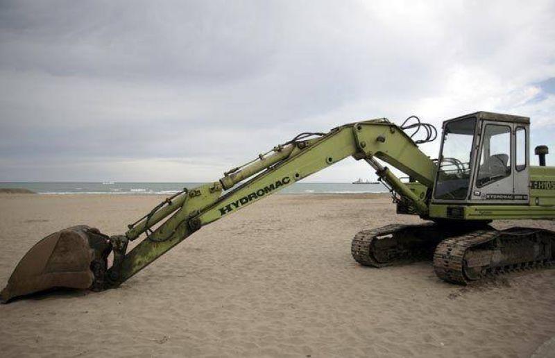 Una ONG pidió informes sobre la extracción de arena en Playa Grande