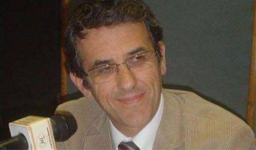 Zbar se bajó y Donzis será reelecto en la DAIA