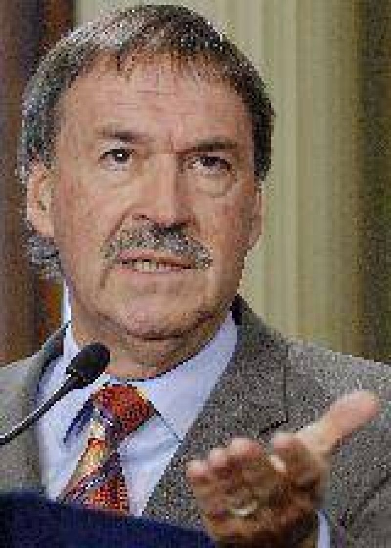 En medio de la sequía, Schiaretti pidió a Nación que confirme si aportará fondos para acueducto