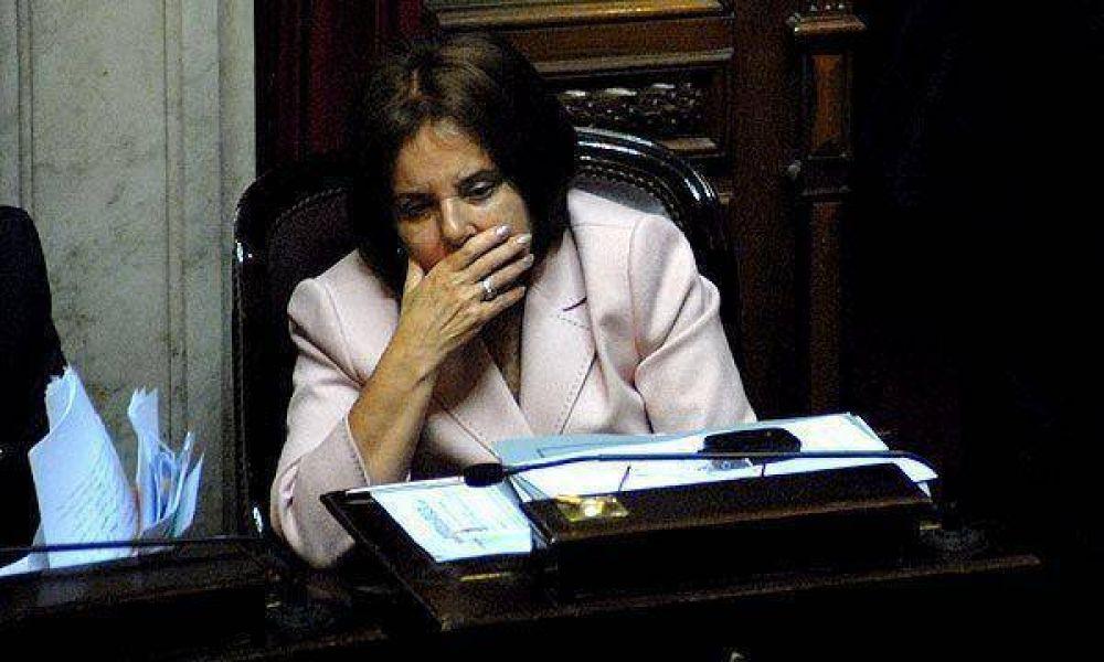 """Hilda """"Chiche"""" Duhalde opinó que """"necesitamos una reforma política"""""""