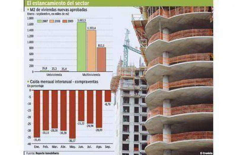 Será hasta 10% más caro comprar un departamento de categoría en 2010