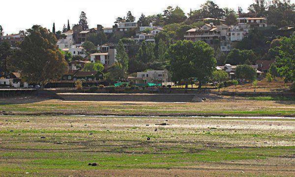Comenzaron los cortes de agua en Córdoba por la sequía