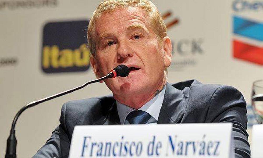 """Francisco de Narváez: """"Duhalde me gusta más como un hombre de consulta que como un candidato"""""""