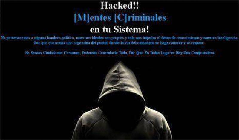 Otra vez hackearon la página de la UCR