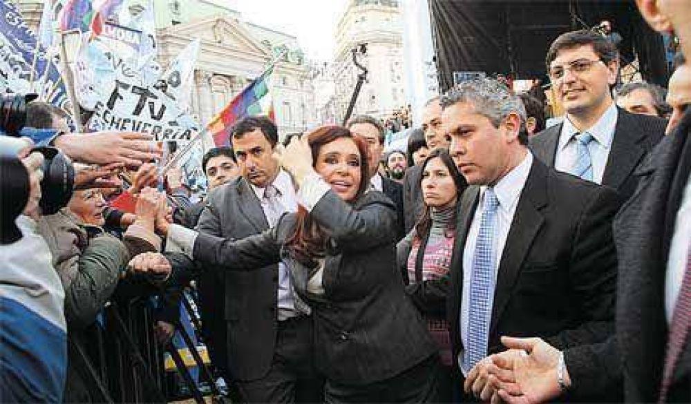 Imputaron a tres secretarios de CFK por posible enriquecimiento ilícito