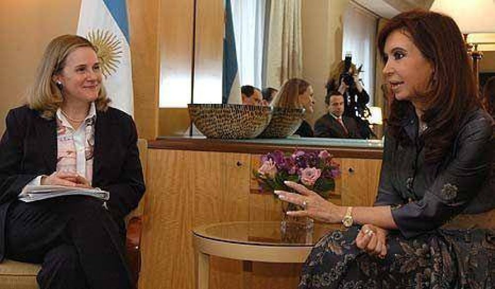 CFK pidió financiamiento al Banco Mundial para el ingreso por hijo