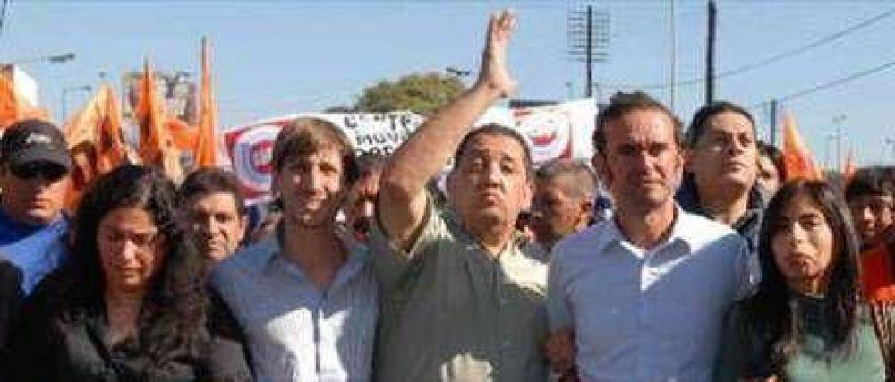 Cortes: D'Elía complicó a Randazzo y a la SIDE