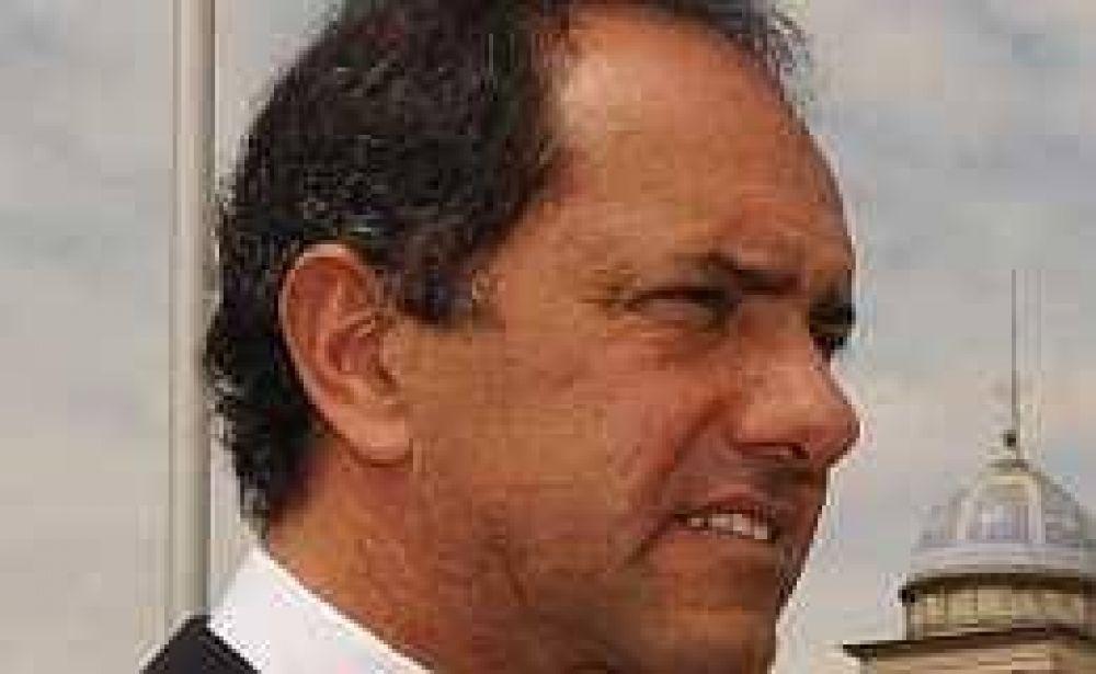 Scioli insiste con una ley para bajar la edad de imputabilidad