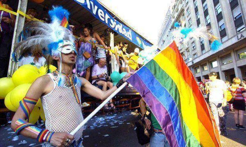En la Marcha del Orgullo Gay se reclamó el matrimonio homosexual