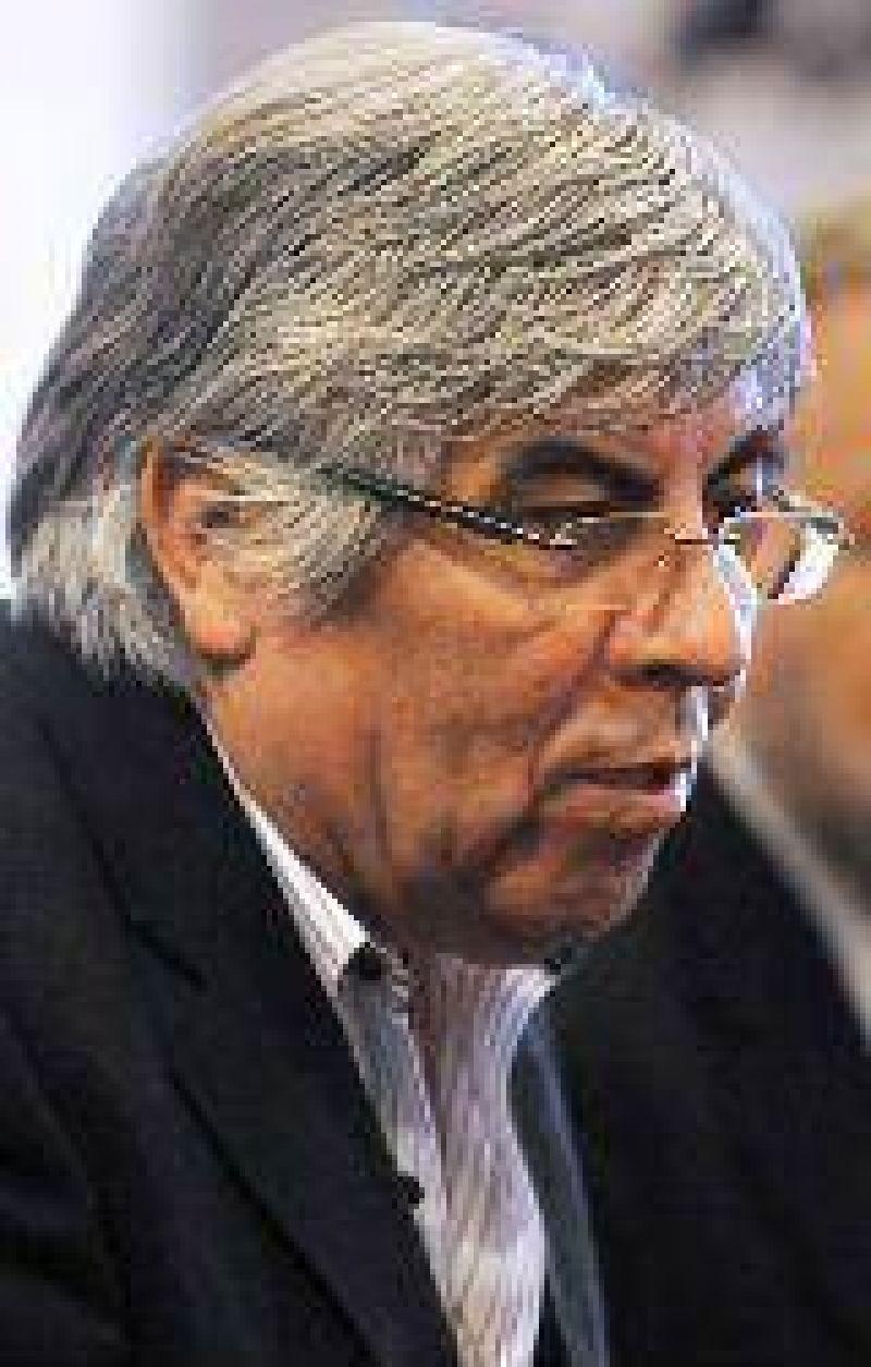 Operativo clamor: Moyano ratific� que se opondr� a la renuncia de Kirchner como presidente del PJ