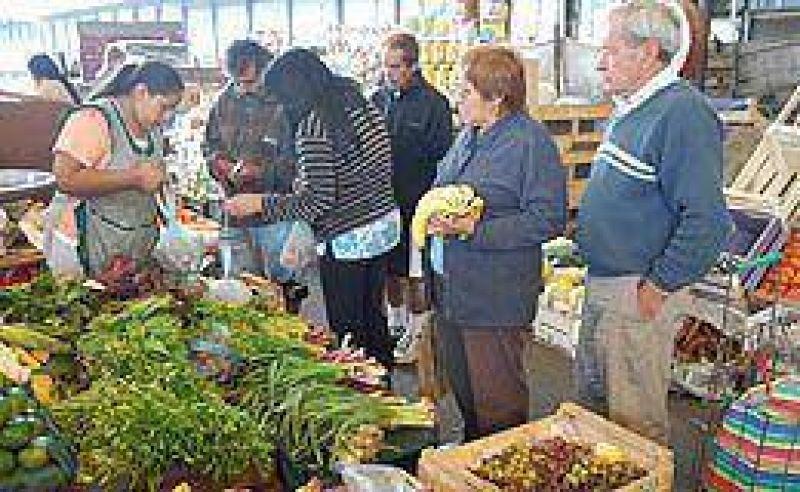 Para privados subi� 1,3% la canasta b�sica de alimentos en octubre