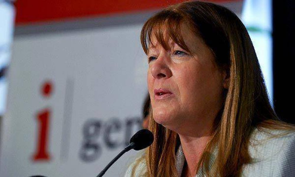 Margarita Stolbizer aseguró que no volverá a la Unión Cívica Radical
