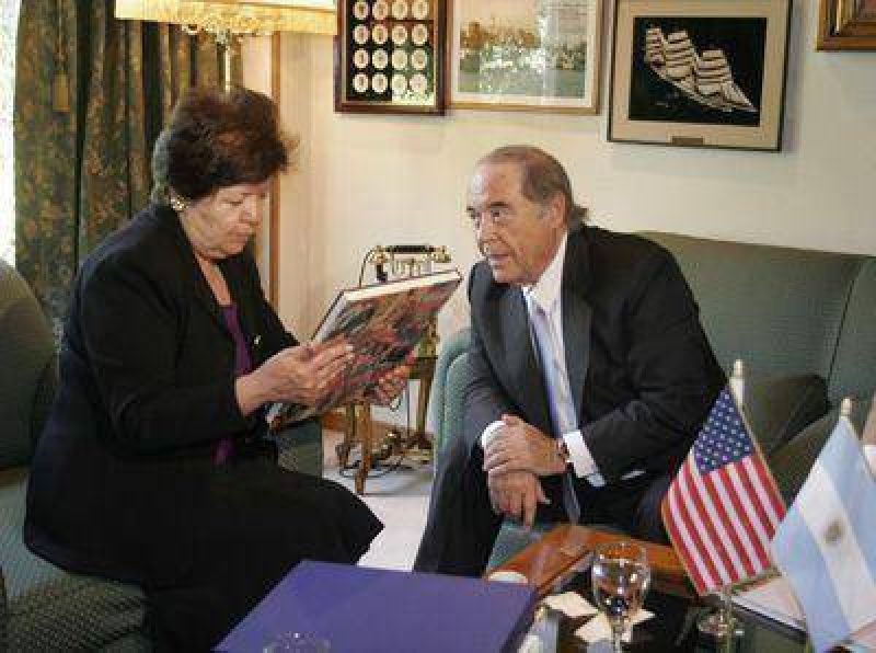 Puede ampliarse la relación comercial de Estados Unidos con la Argentina