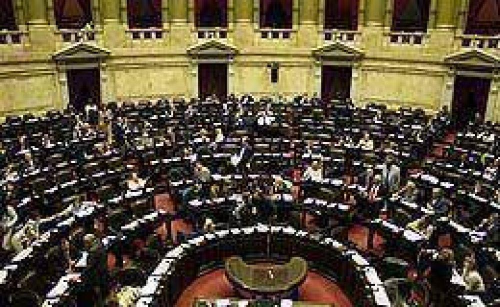 Diputados tratará hoy la modificación del Monotributo y la Emergencia Económica