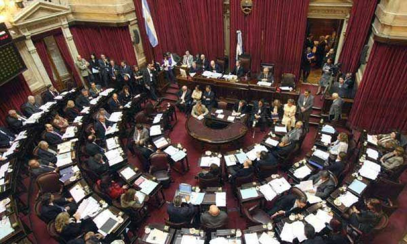 Hoy, la Cámara de Senadores debatirá el Presupuesto 2010