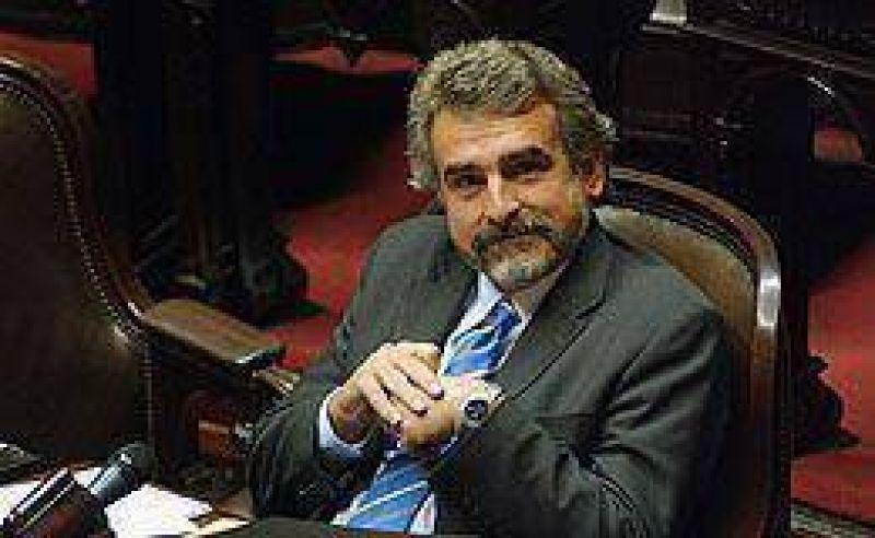 Reforma pol�tica: Rossi asegur� que el proyecto se tratar� el jueves en comisi�n