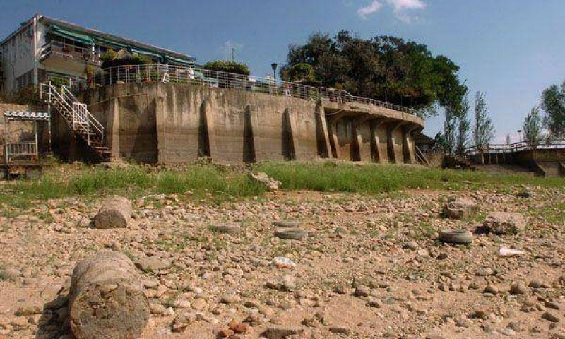 Por la sequía, ocho provincias con poca agua para consumo doméstico