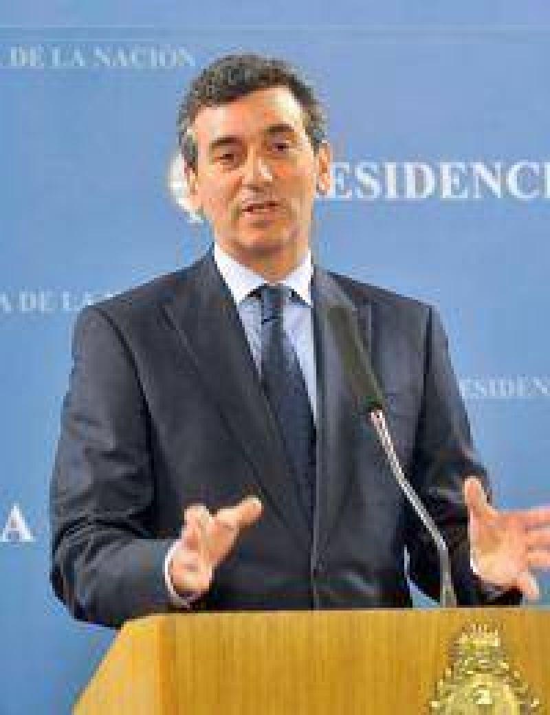 """Randazzo apunt� contra """"dirigentes del pasado"""" por la conflictividad social"""