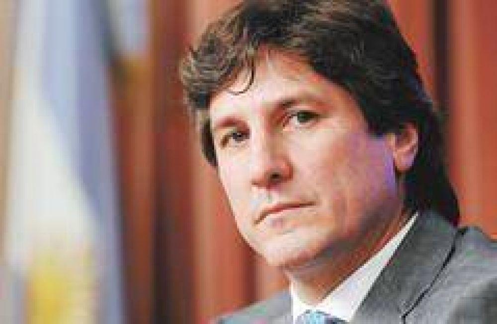 Boudou protegió a Moreno y anunció investigaciones a Papel Prensa y ex AFJP