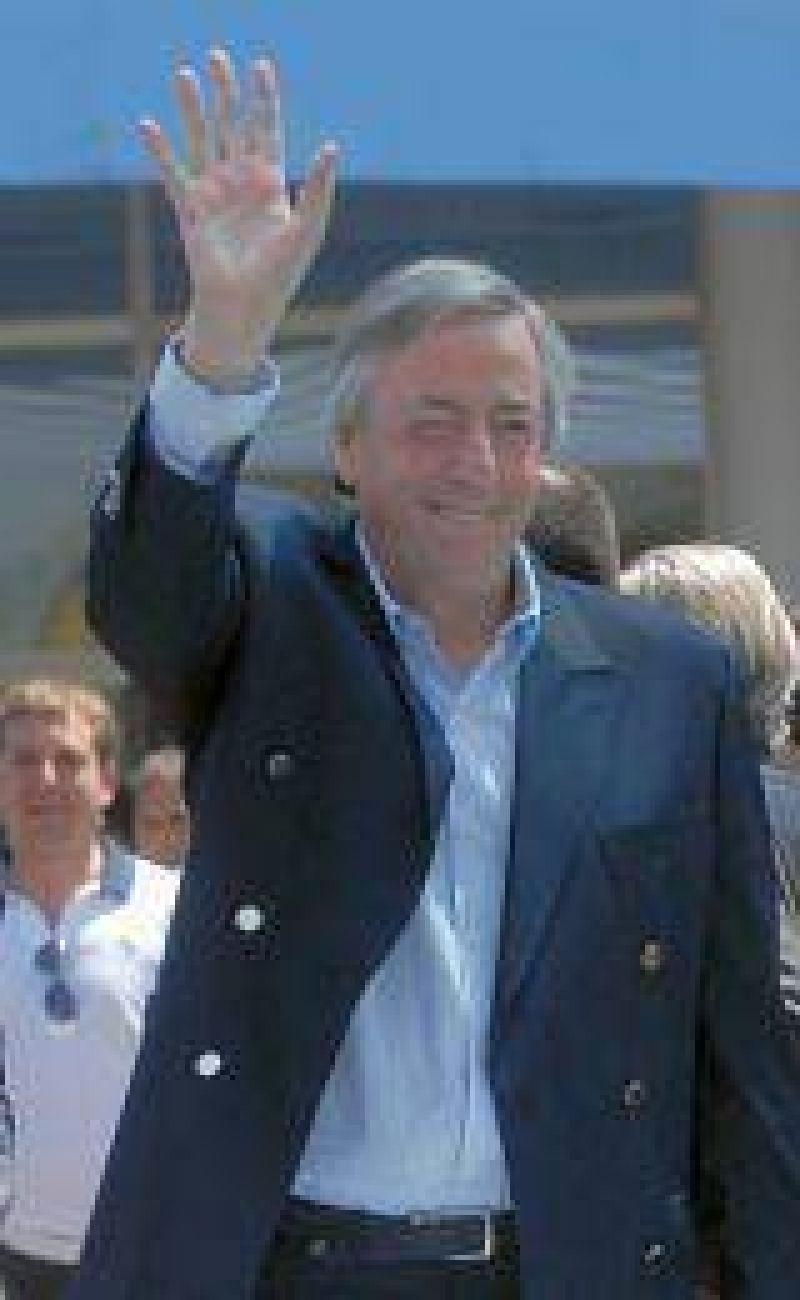 Kirchner define la próxima semana si reasume en el PJ