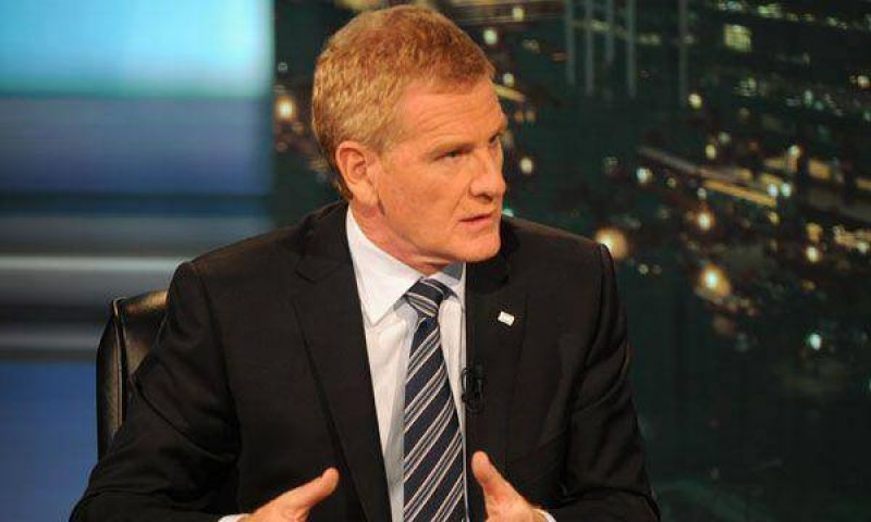 De Narv�ez no descart� ser candidato a Presidente en 2011