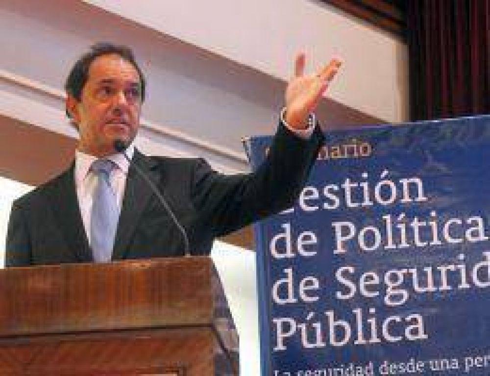 Provincia impulsa más sanciones para delitos contravencionales