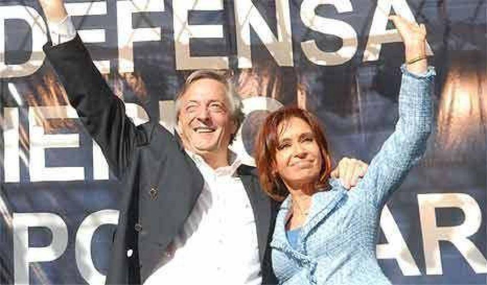 En la Rosada no descartan una reelección de Cristina