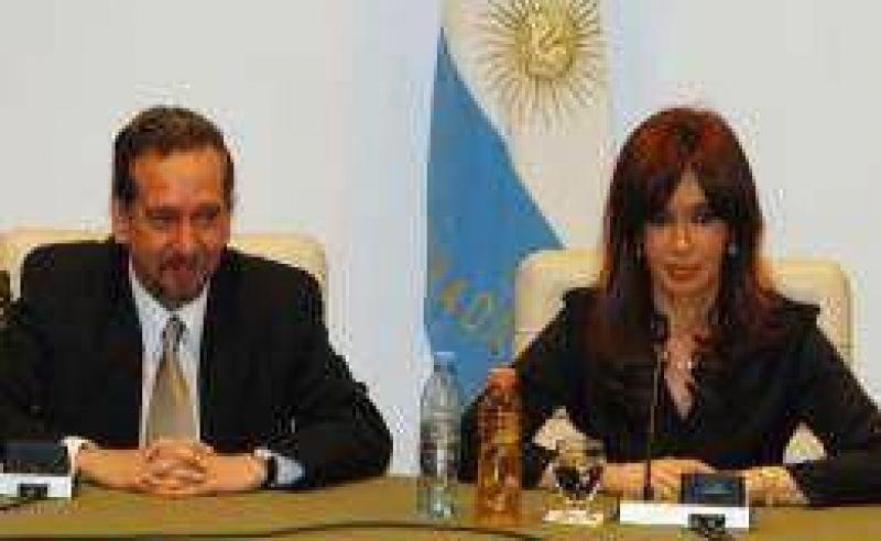 Cristina Kirchner anunció que Argentina producirá la vacuna contra la gripe A