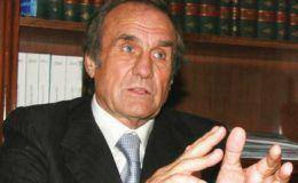 Carlos Reutemann renunció al Consejo del PJ
