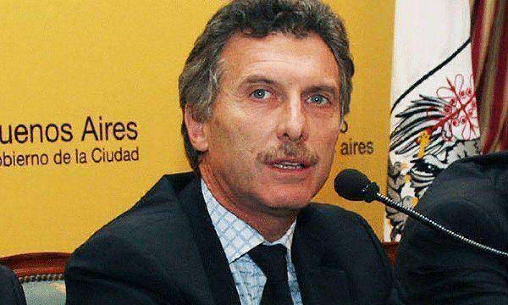 Macri será recibido este lunes en España por el rey Juan Carlos