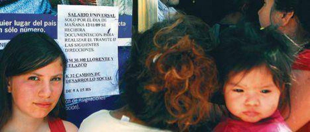 En el Conurbano creen que los planes son para evitar saqueos
