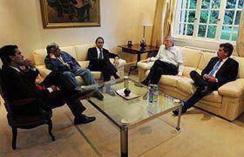 """Kirchner pidió """"unos días"""" para analizar si reasume al frente del PJ"""