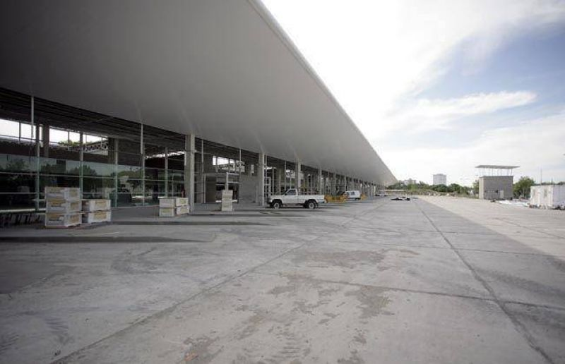 A fin de mes se entrega la nueva Terminal