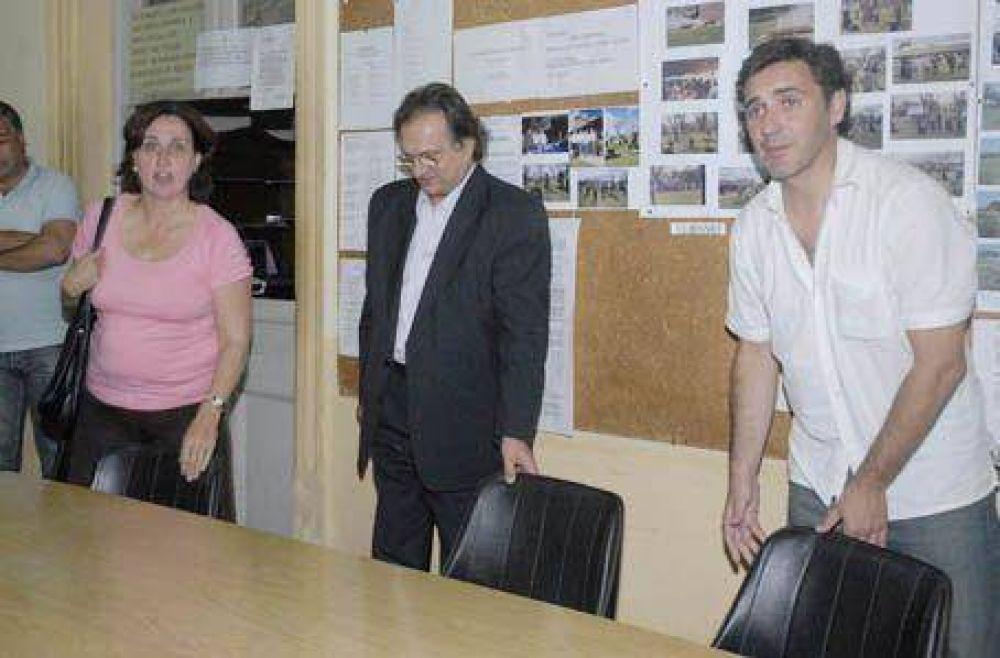 Rosso homenajeó a la militancia con la Agrupación Compromiso Peronista