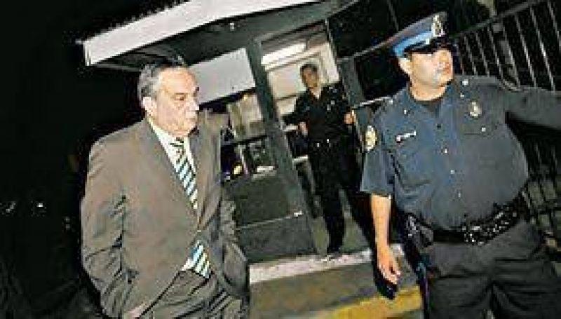 Echaron a otro jefe de la Policía porteña y Palacios quedó preso