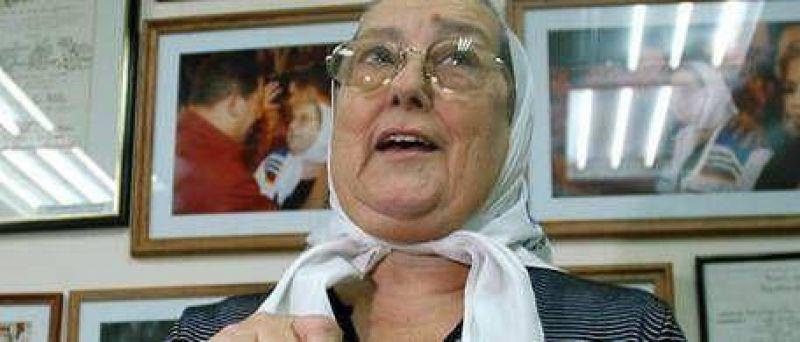 "Bonafini contra Scioli: ""Tiene un lado fascista"""