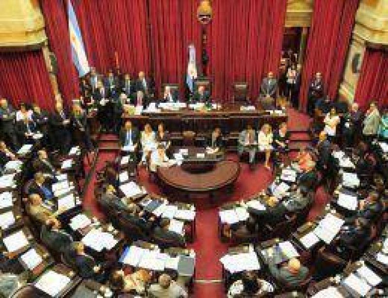 El Senado aprobó la reapertura del canje de la deuda