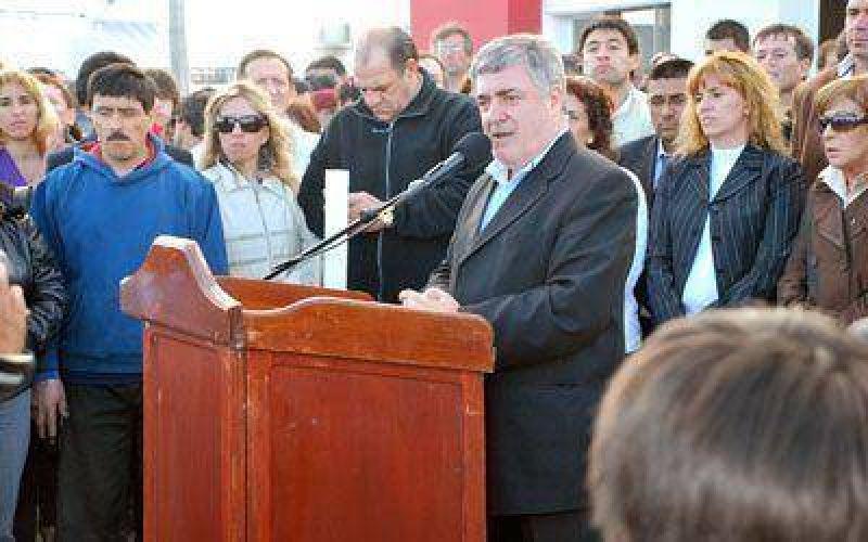Das Neves volvió a reclamar fondos a Nación