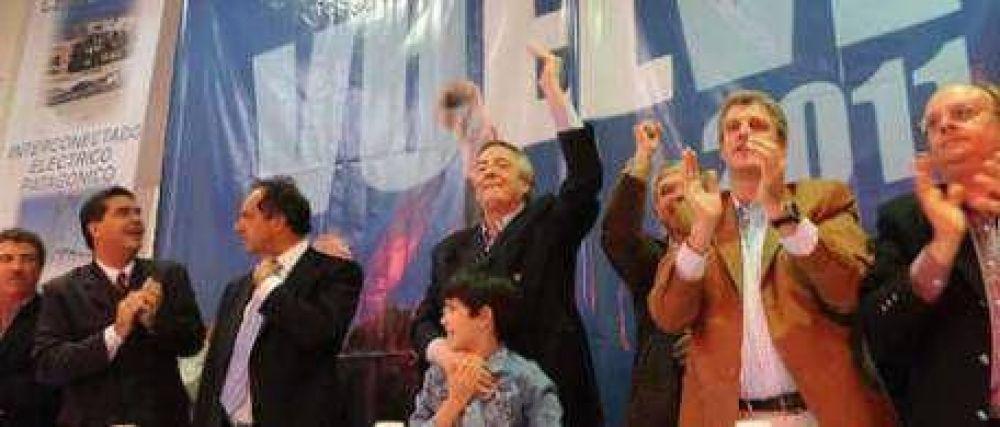 Kirchner le copó la provincia a Das Neves