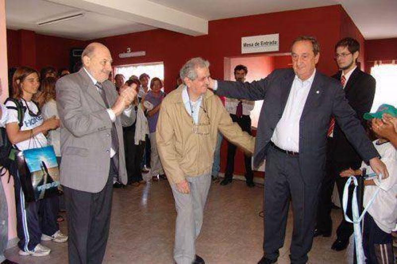 Se llevó a cabo la inauguración del CIC en el barrio Las Tunitas