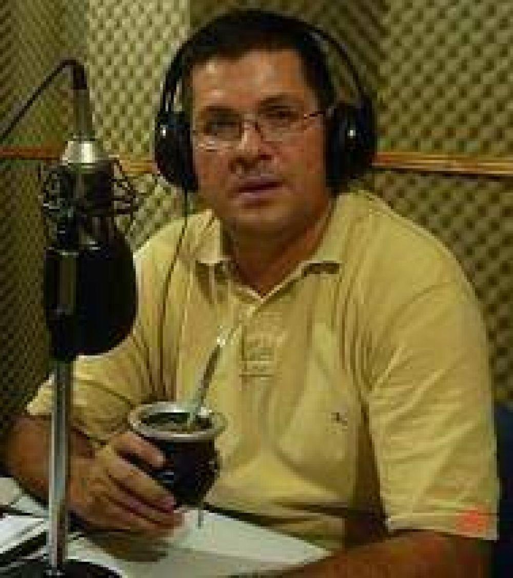 El concejal Otto Moschner lanzó su candidatura a intendente de Eldorado