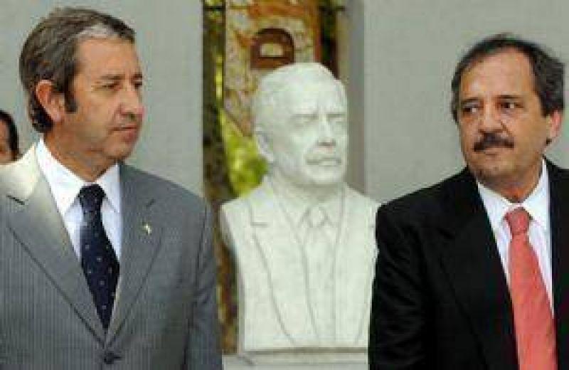Tras el apoyo radical a Jaque, Cobos se lamenta por la fractura del Frente