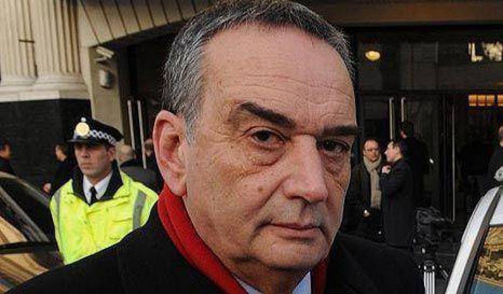 """Oyarbide le negó la excarcelación al """"Fino"""": seguirá preso en Marcos Paz"""