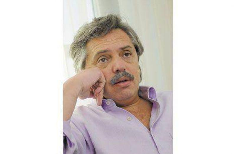 Alberto Fernández ratificó que el Gobierno no escucha la demanda social