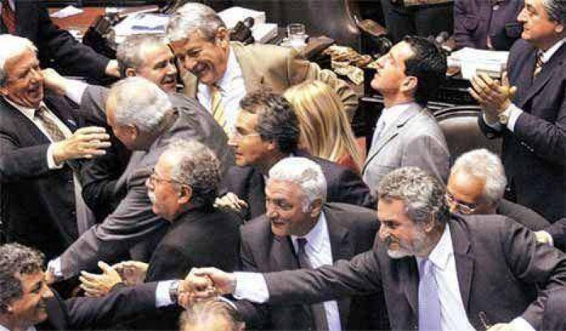 Uno de cada cinco diputados no present� su declaraci�n jurada de 2008