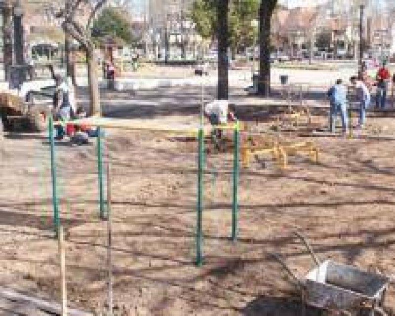 Concluye proyecto plazas integradoras