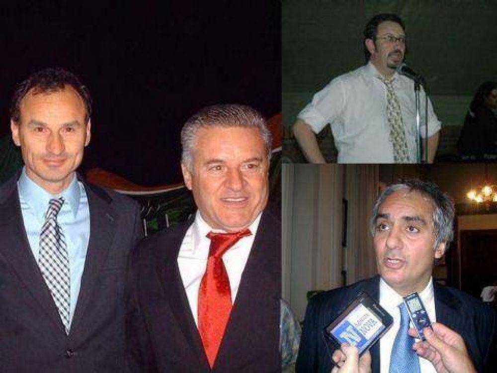 Raúl Pérez y Juan Amondarain se quedarían con el cobro de tasas