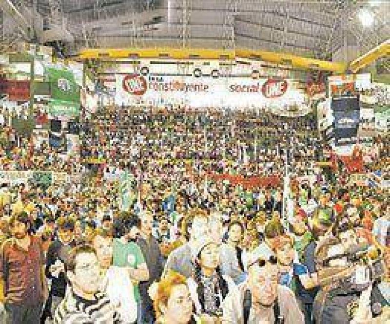La CTA quiere armar una opción electoral para 2011